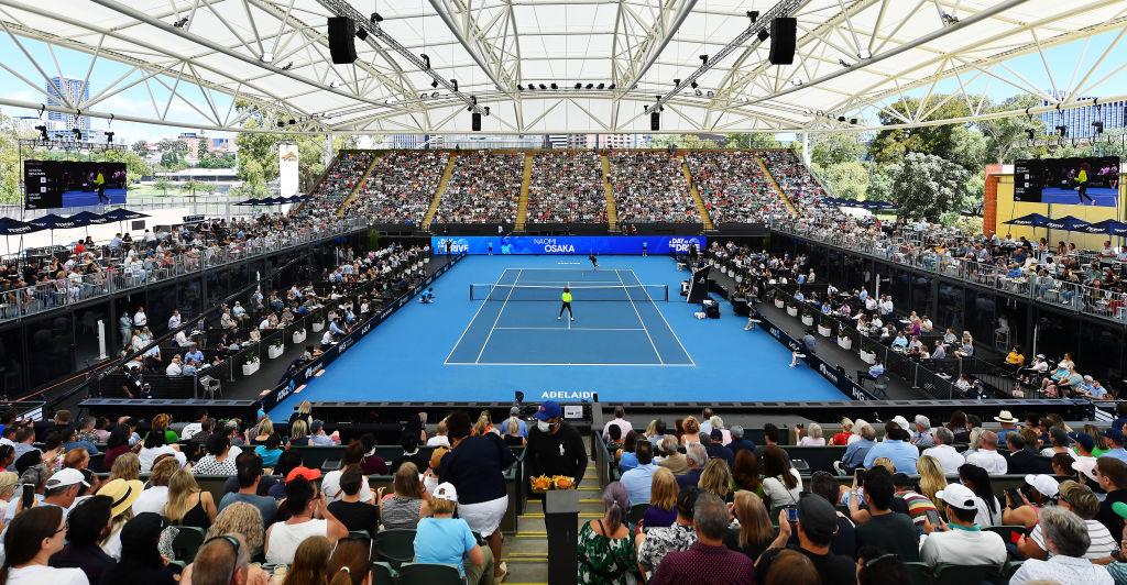En imágenes: El regreso del tenis a Australia, con la antigua normalidad
