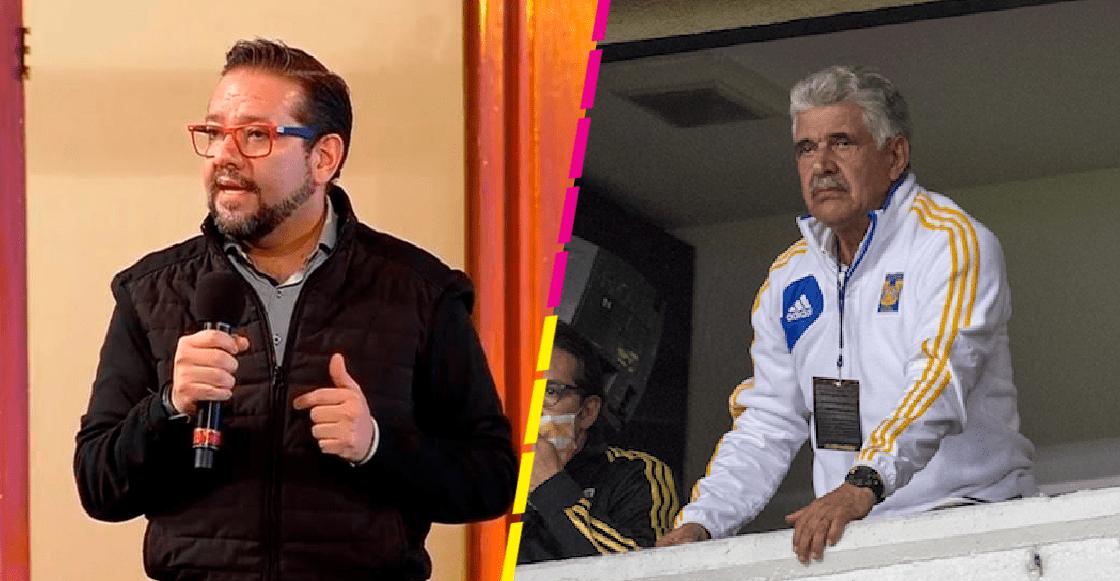 La Liga MX se puede suspender por contagios, advierte Ricardo Cortés