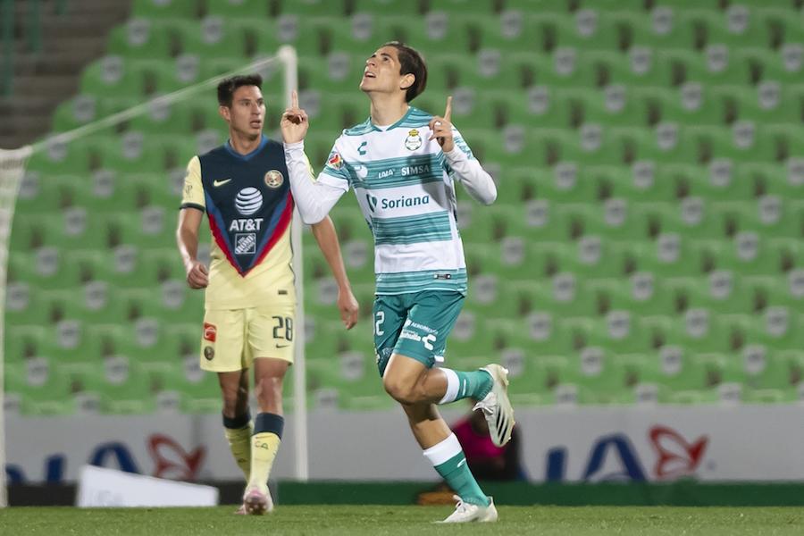 Santiago Muñoz, autor del mejor gol del Mundial Sub 17, frustra al América en últimos minutos