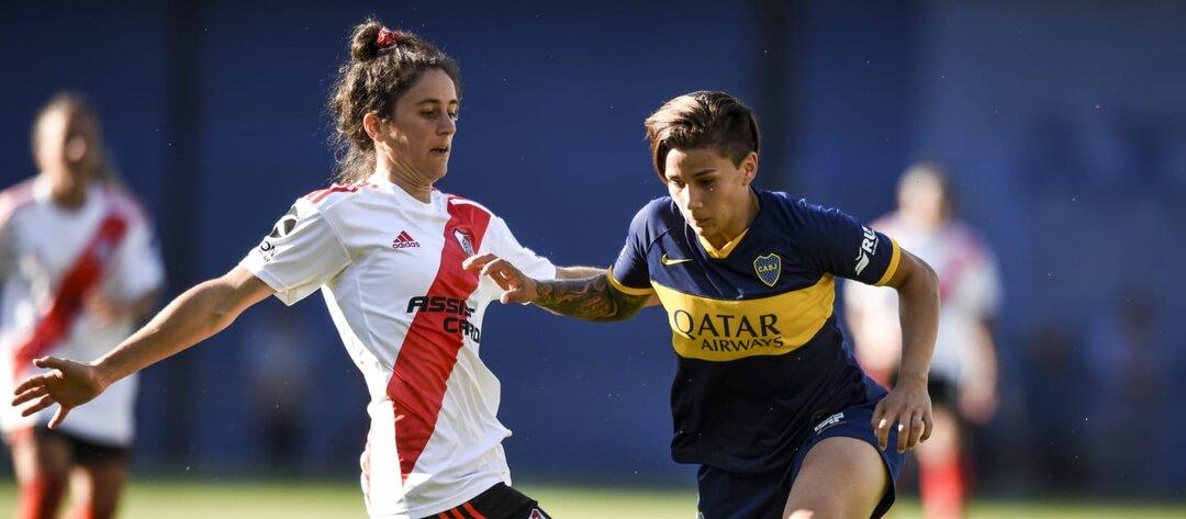 Todo lo que debes saber sobre el Superclásico Argentino Femenil