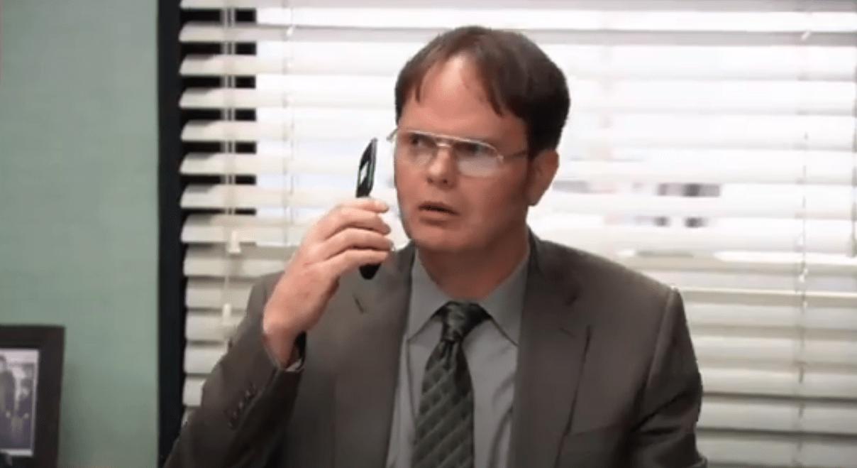 ¡Checa la escena inédita de 'The Office' que hace referencia a 'Matrix'!