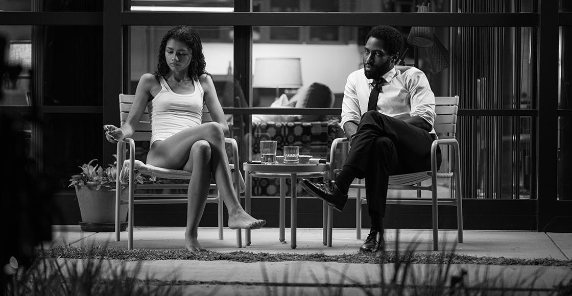 Netflix libera el tráiler de 'Malcolm and Marie', la cinta de Zendaya y John David Washington