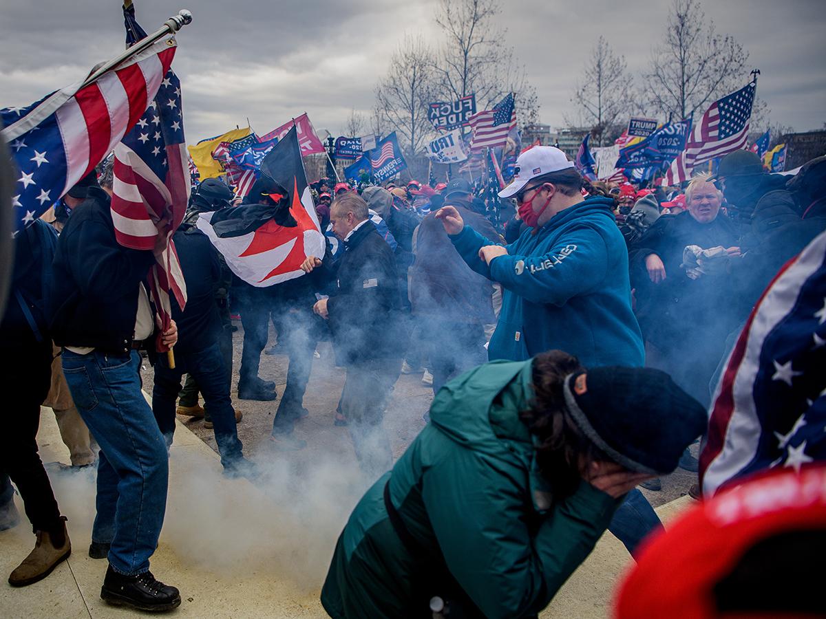 Trumpistas toman por asalto el Capitolio: ¿Qué está pasando en Estados Unidos?