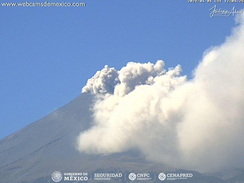 webcams-mexico-popocatépetl