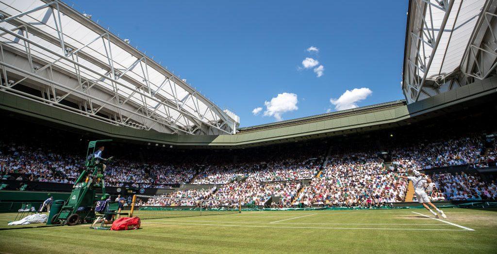 ¿Se podrá? Wimbledon contempla contar con 10 mil aficionados por día