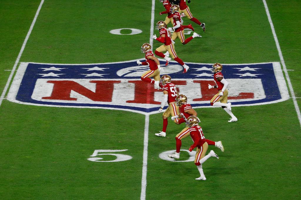 San Francisco 49ers Kickoff