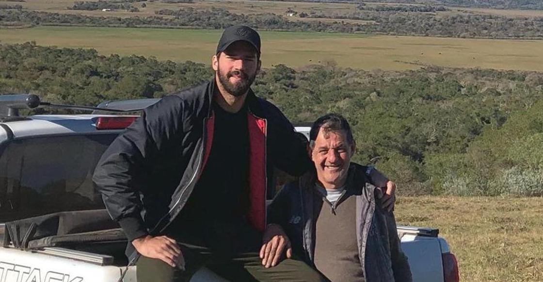José Agostinho Becker, padre de Allison Becker