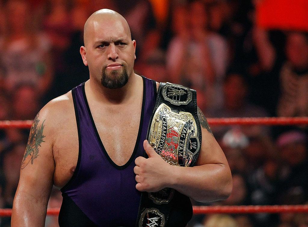 Big Show se despide de WWE y va a AEW
