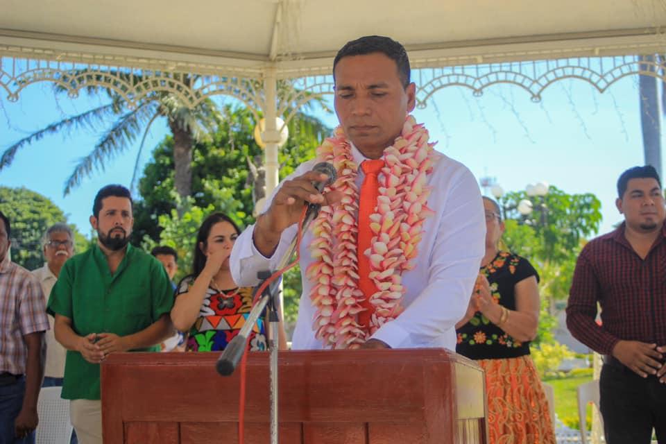 Leobardo Ramos edil Chahuites 2