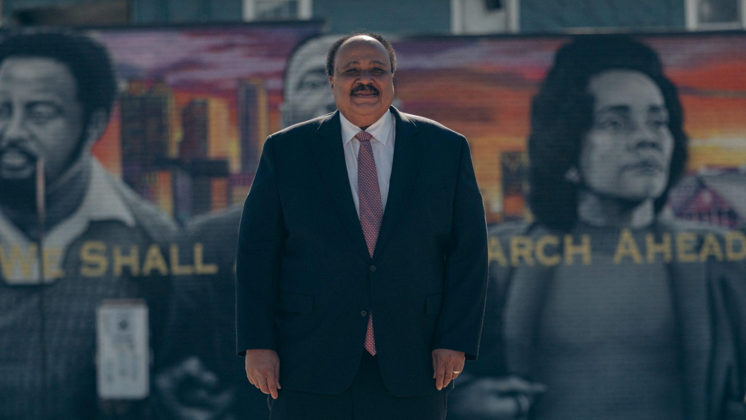 Martin Luther King III AMLO