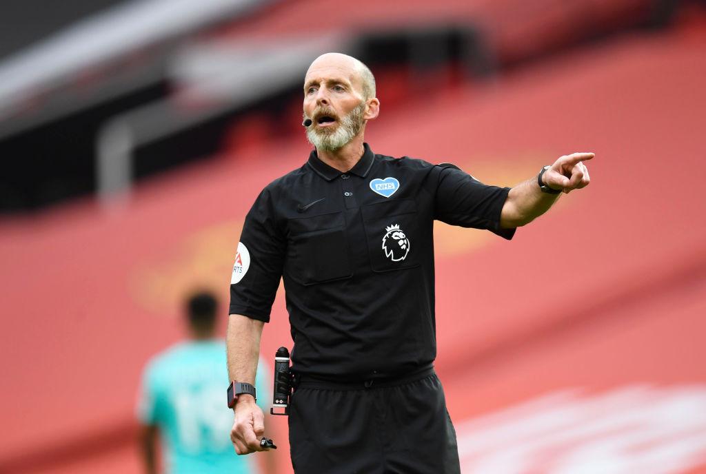 Mike Dean árbitro Premier League