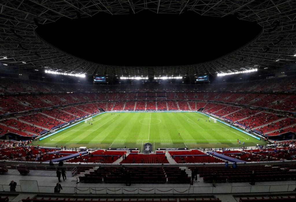 Puskas Arena será sede de Champions League