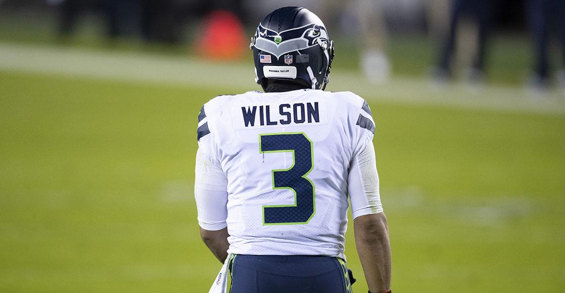 Russell Wilson no se va de los Seattle Seahawks