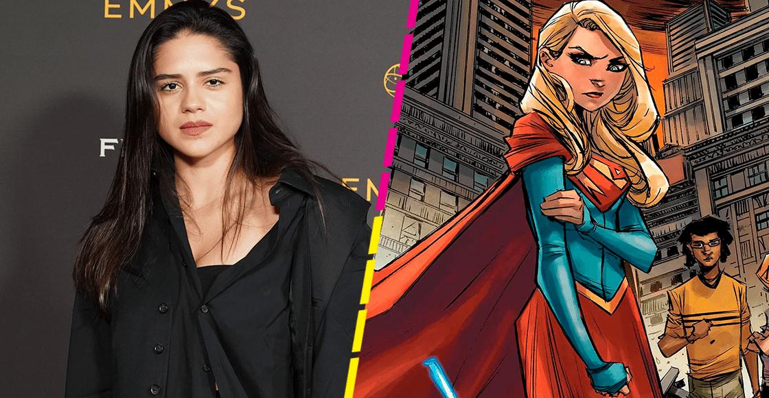 ¡Sasha Calle será la primera Supergirl latina en la película de 'The Flash'!