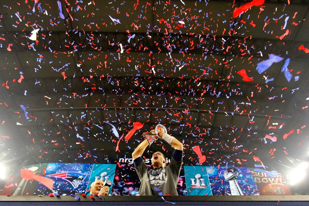 Tom Brady campeón de la NFL