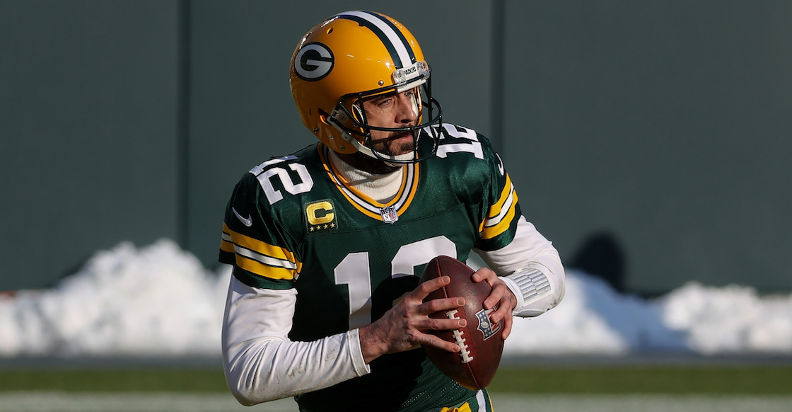Aaron Rodgers es nombrado MVP de la temporada 2020-21 de la NFL