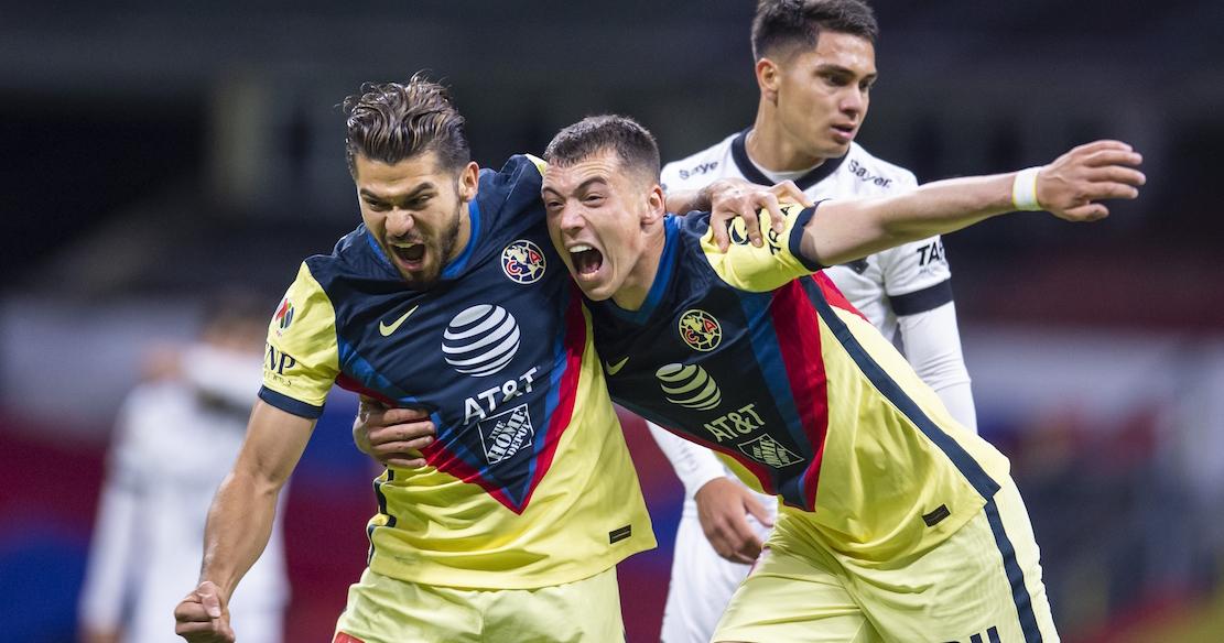 ¡Extra, extra! Giovani Dos Santos volvió a jugar y el América es líder de la Liga MX