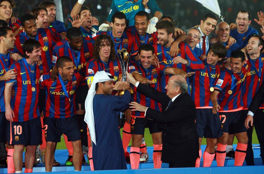 Sextete Barcelona Bayern Munich