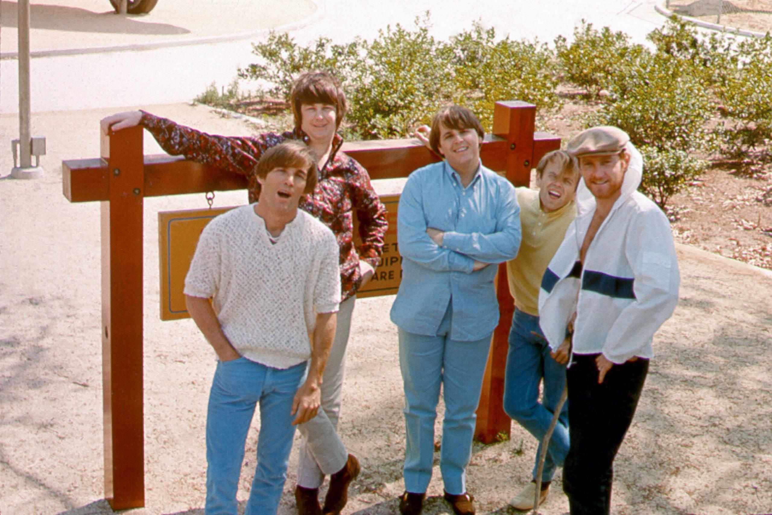 Les Beach Boys ont vendu leur nom et les droits de leur catalogue de musique