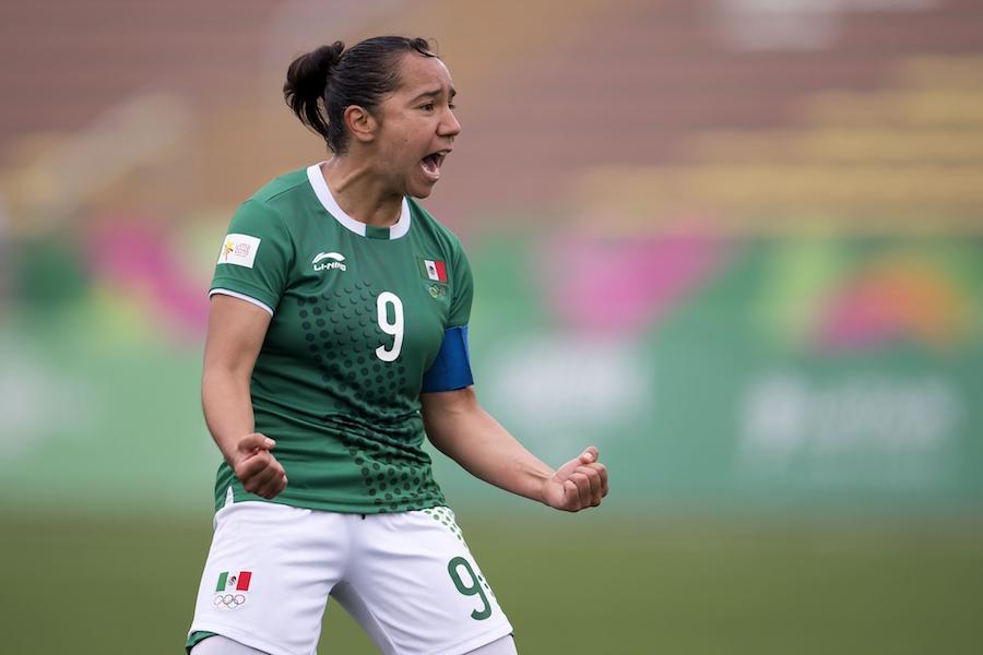 Charlyn Corral Selección Mexicana