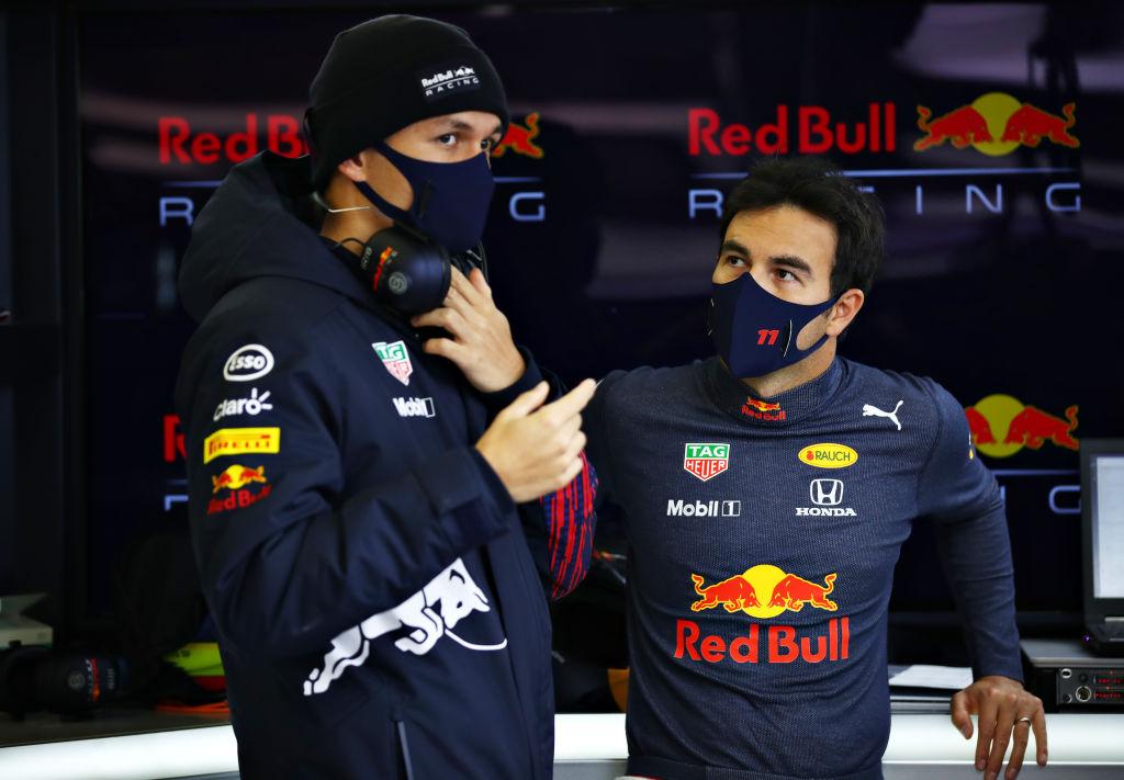 """Checo Pérez ha tomado el desafío de Red Bull """"con las dos manos"""""""