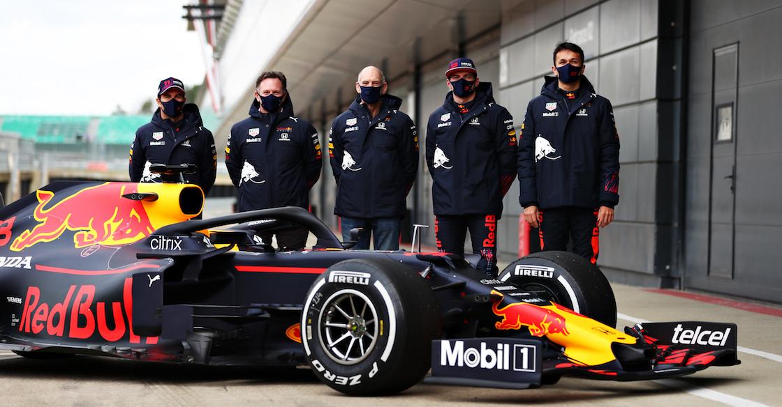 """Checo Pérez ya probó el RB16B de Red Bull: """"No es fácil sacar lo mejor"""""""