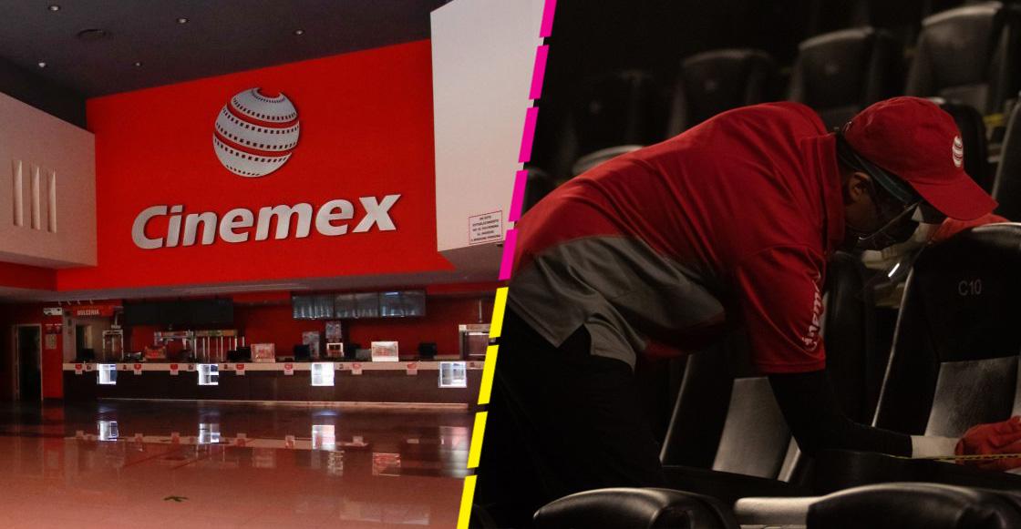¿Qué sucede con el 'cierre' Cinemex y qué sigue con la industria del cine?