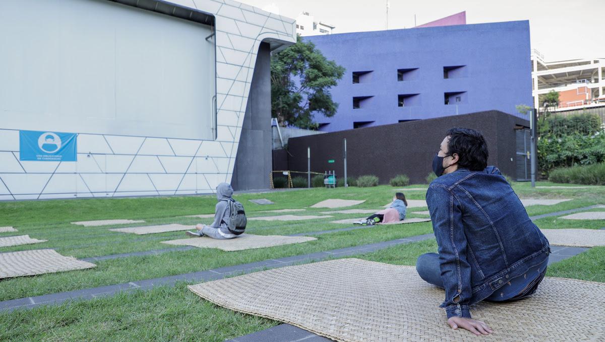 La Cineteca Nacional reabre sus puertas con funciones al aire libre