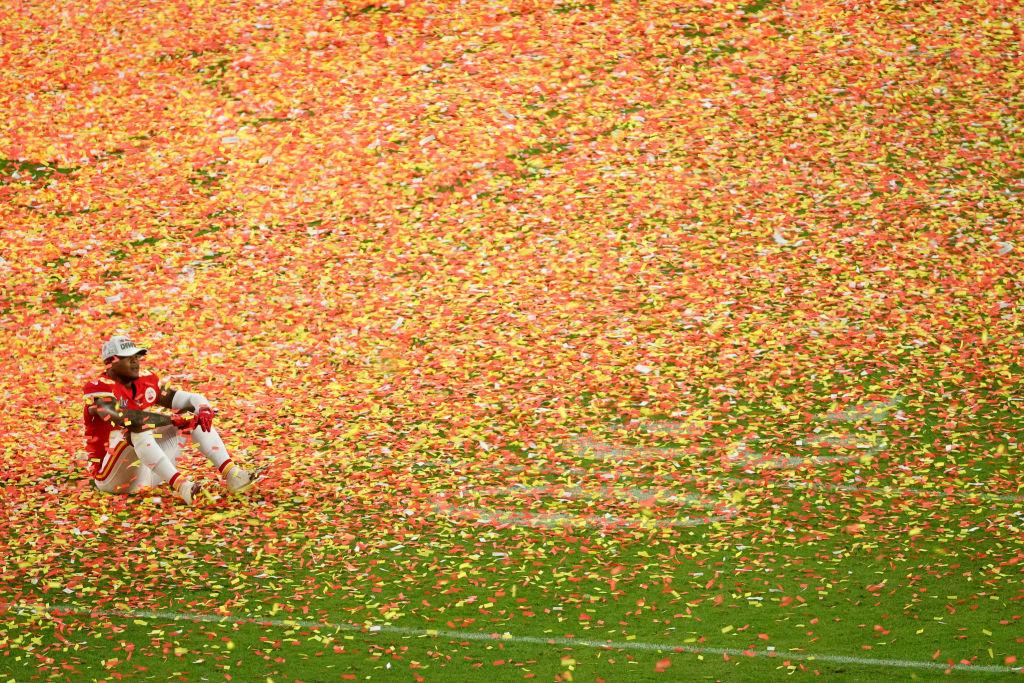 El confeti del Super Bowl tendrá mensajes de apoyo al personal médico publicados en Twitter