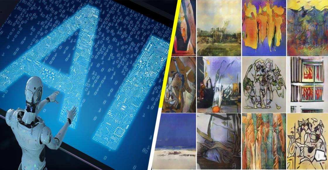¿Podrías diferenciar entre un cuadro pintado por AI y un artista? La ciencia dice que no