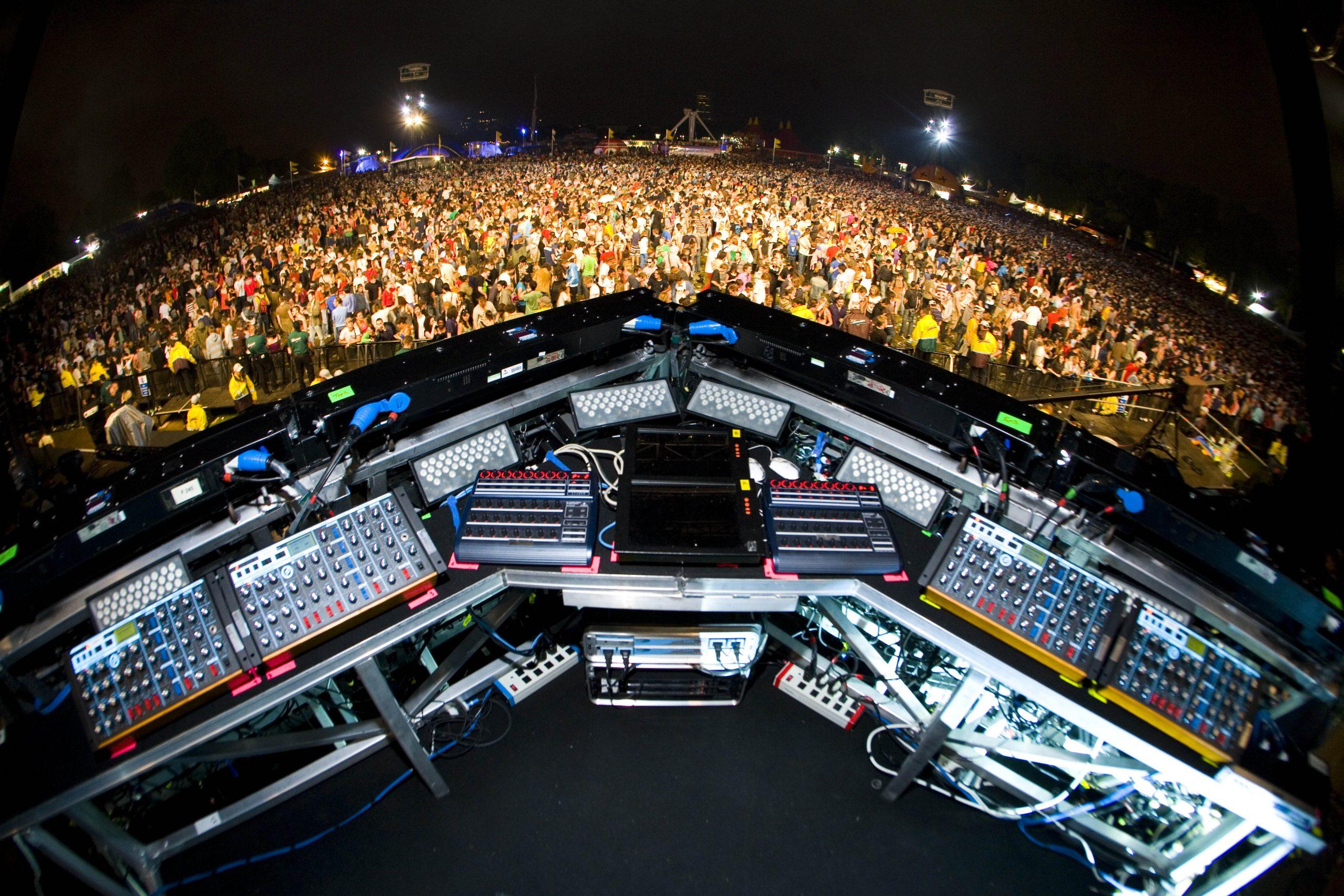 Alive 2007: La gira donde Daft Punk revolucionó los conciertos de electrónica