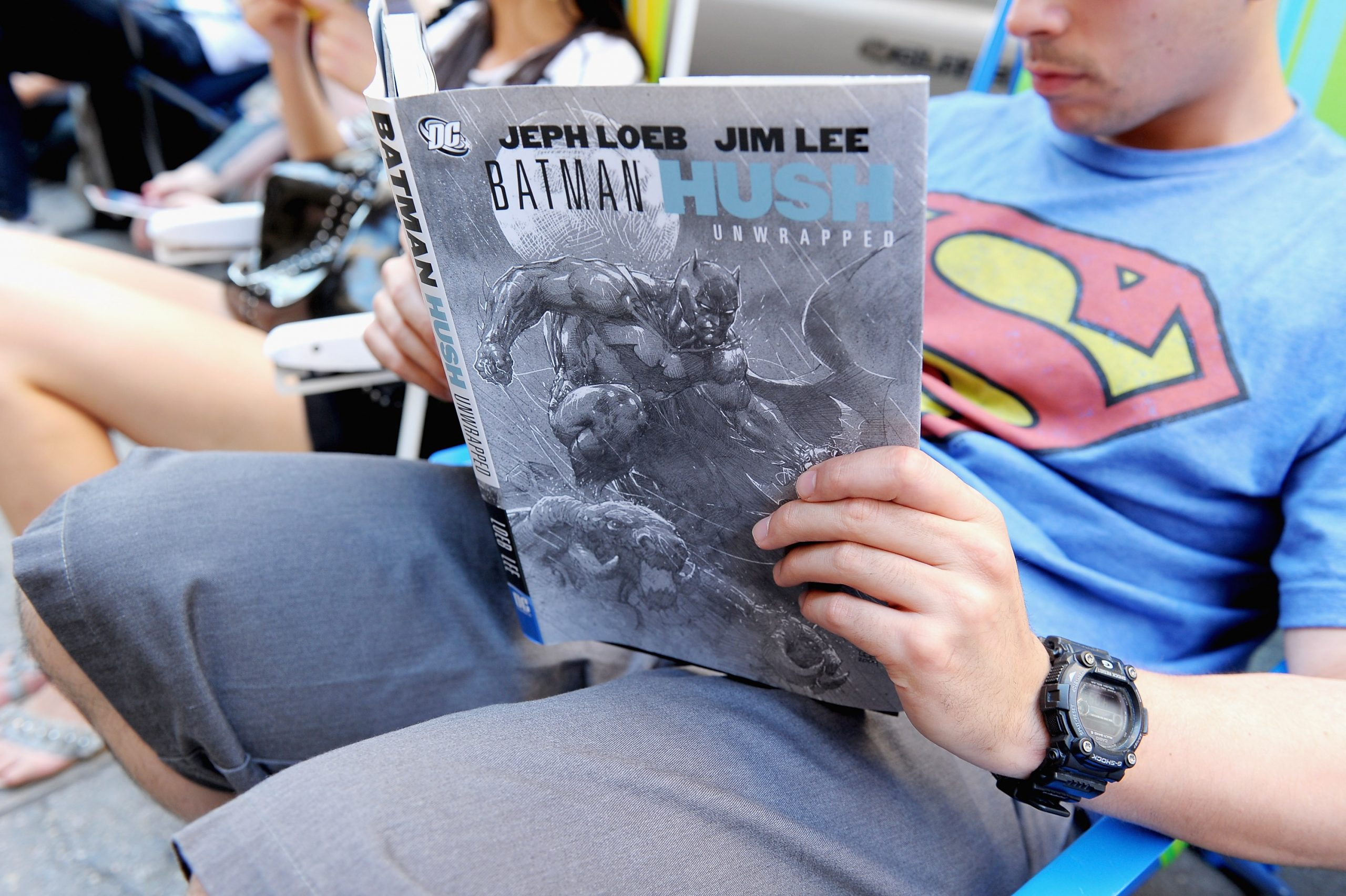 Crossovers brgs: Ozzy Osbourne, Megadeth y más aparecerán en los cómics de DC