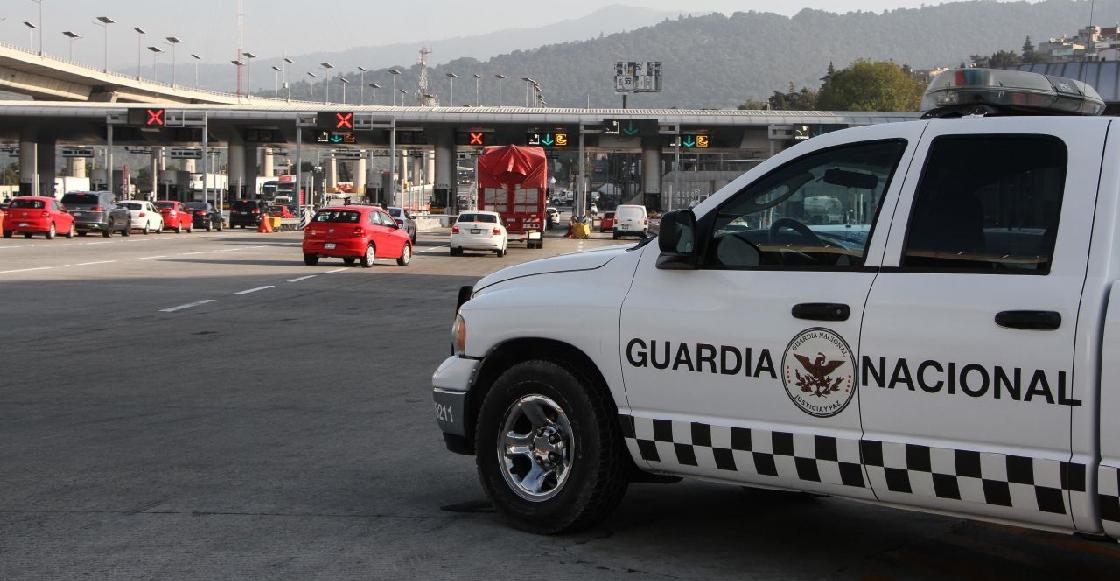 Detienen a elementos de la Guardia Nacional por posesión de drogas en Yucatán