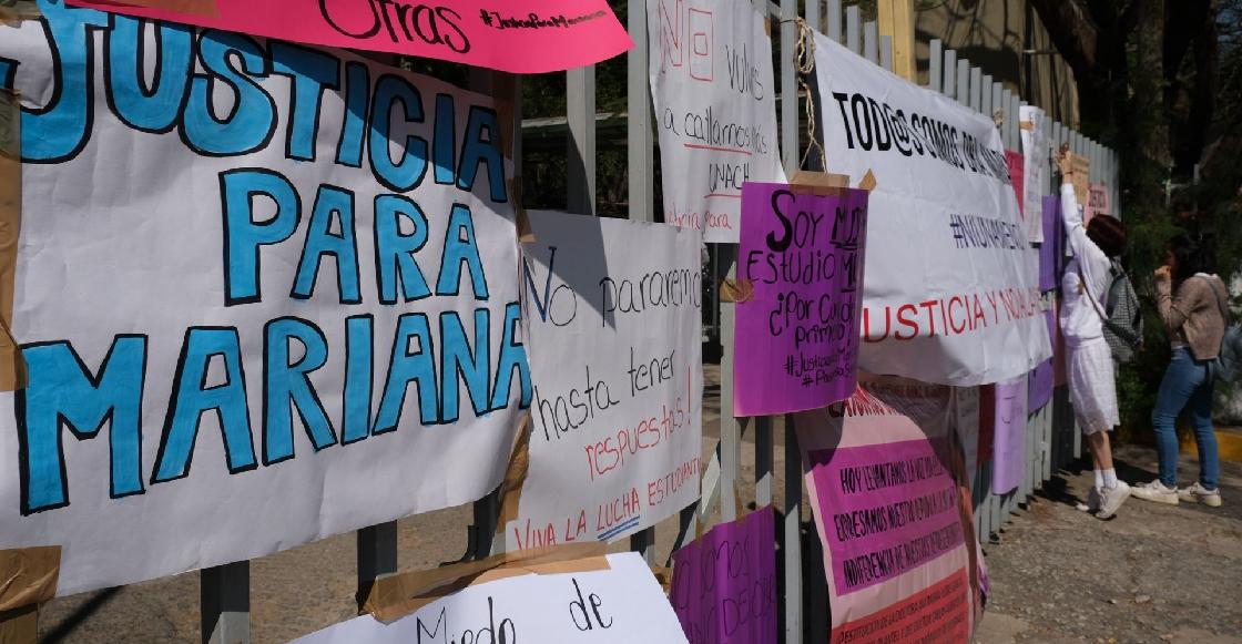 Detienen a directora de clínica relacionada al feminicidio de Mariana Sánchez