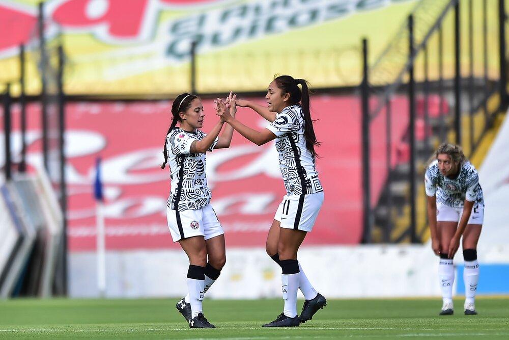 Sorpresas, 27 goles y polémica en Puebla durante la J7 de la Liga Femenil