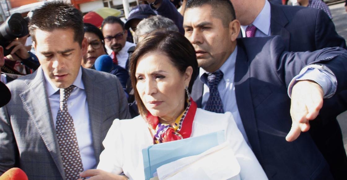 FGR rechaza negociar acuerdo con Rosario Robles y habrá juicio