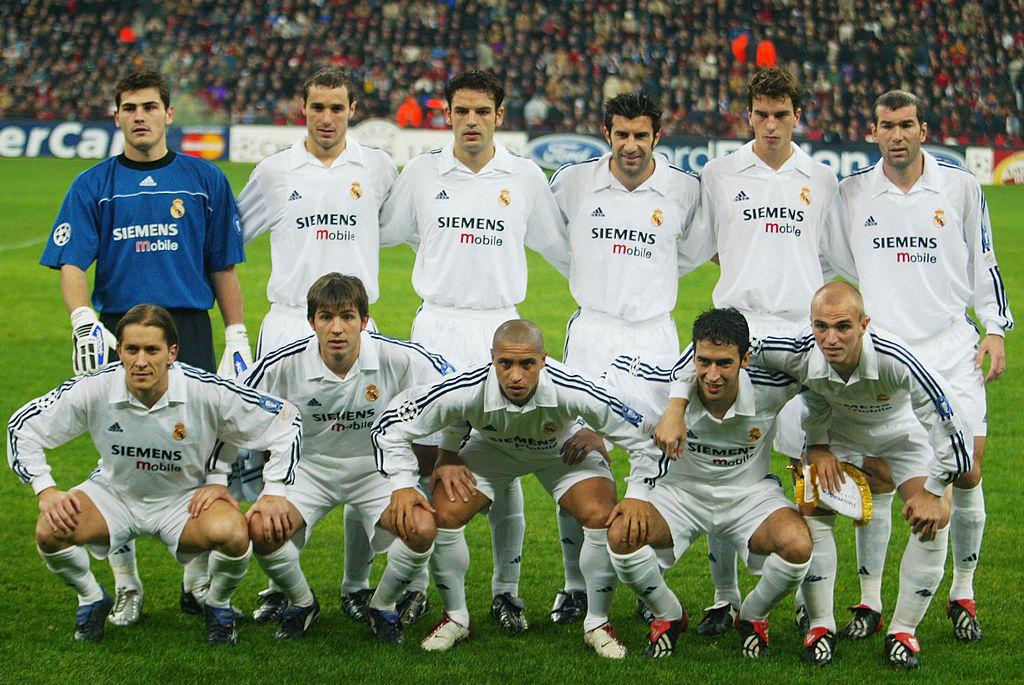 Checa el adelanto de GALÁCTICOS, el nuevo documental del Real Madrid de ESPN