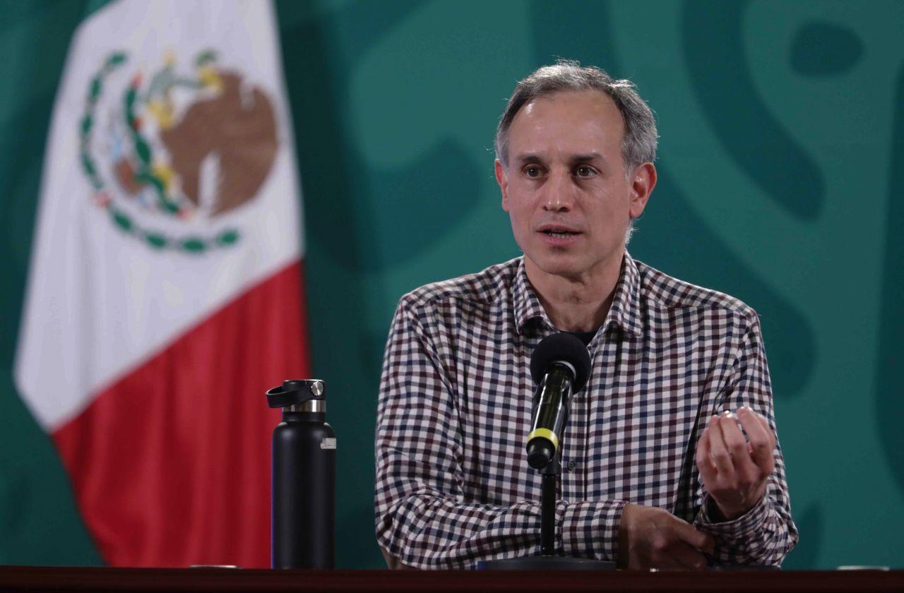 Hugo López Gatell confirma que dio positivo a COVID-19