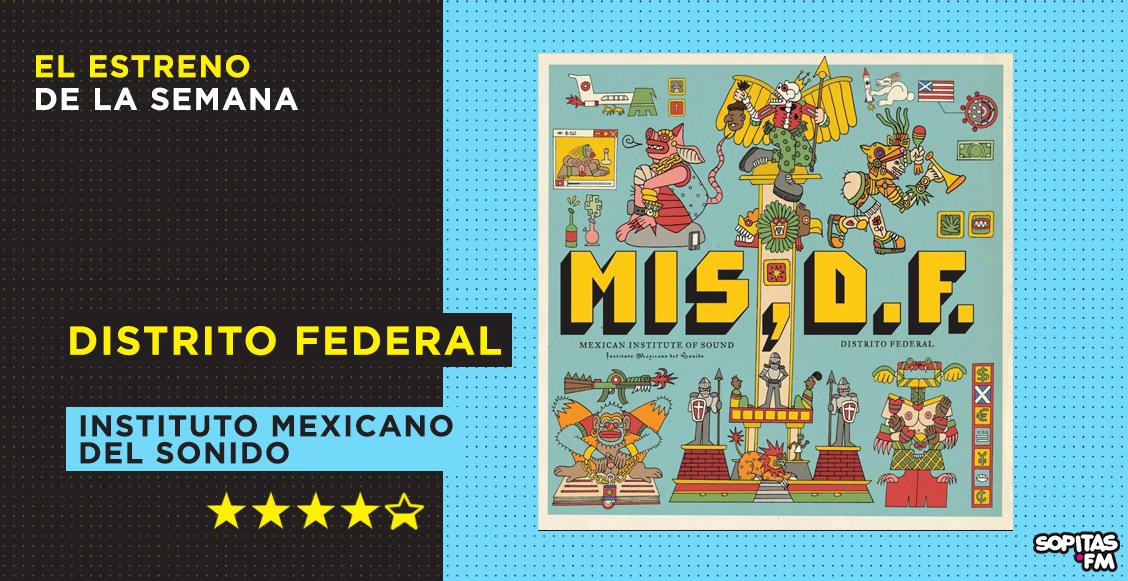 DF: El nuevo disco del Instituto Mexicano del Sonido