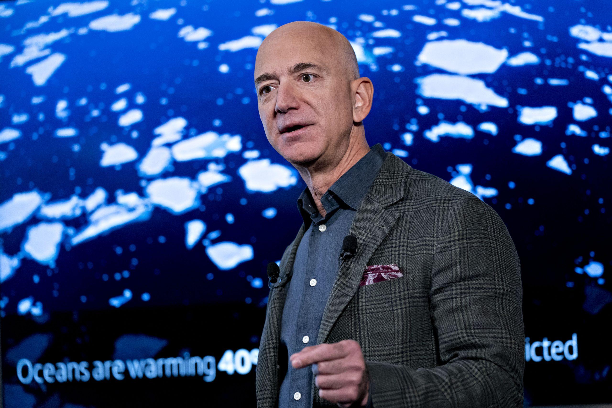 Andy Jassy, actual CEO de Amazon Web Services (AWS),
