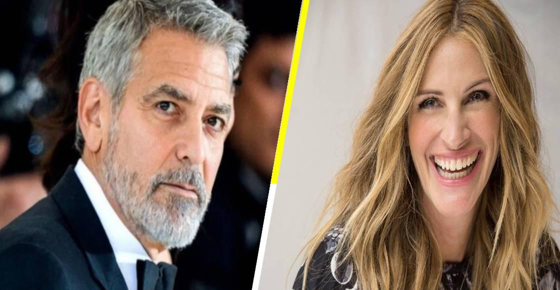 Julia Roberts y George Clooney estarán juntos otra vez en 'Ticket to Paradise'