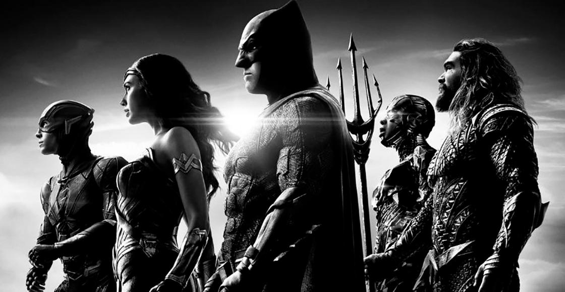 ¡Justice League' de Zack Snyder llegará a México y Latinoamérica!
