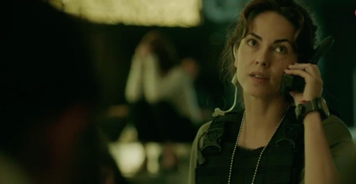 Checa en exclusiva el tráiler de la serie 'La negociadora' con Barbara Mori