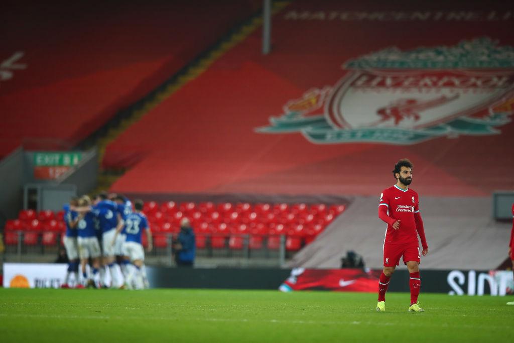 El derrumbe del Liverpool en la Premier League