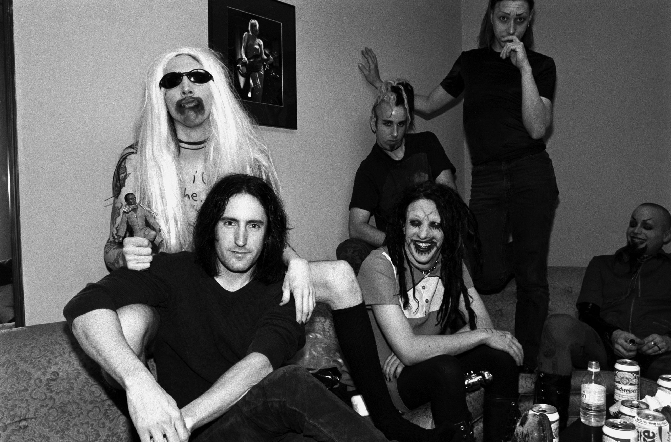 Trent Reznor, Wes Borland y Jenna Jameson: Continuan las declaraciones de abuso en contra de Marilyn Manson