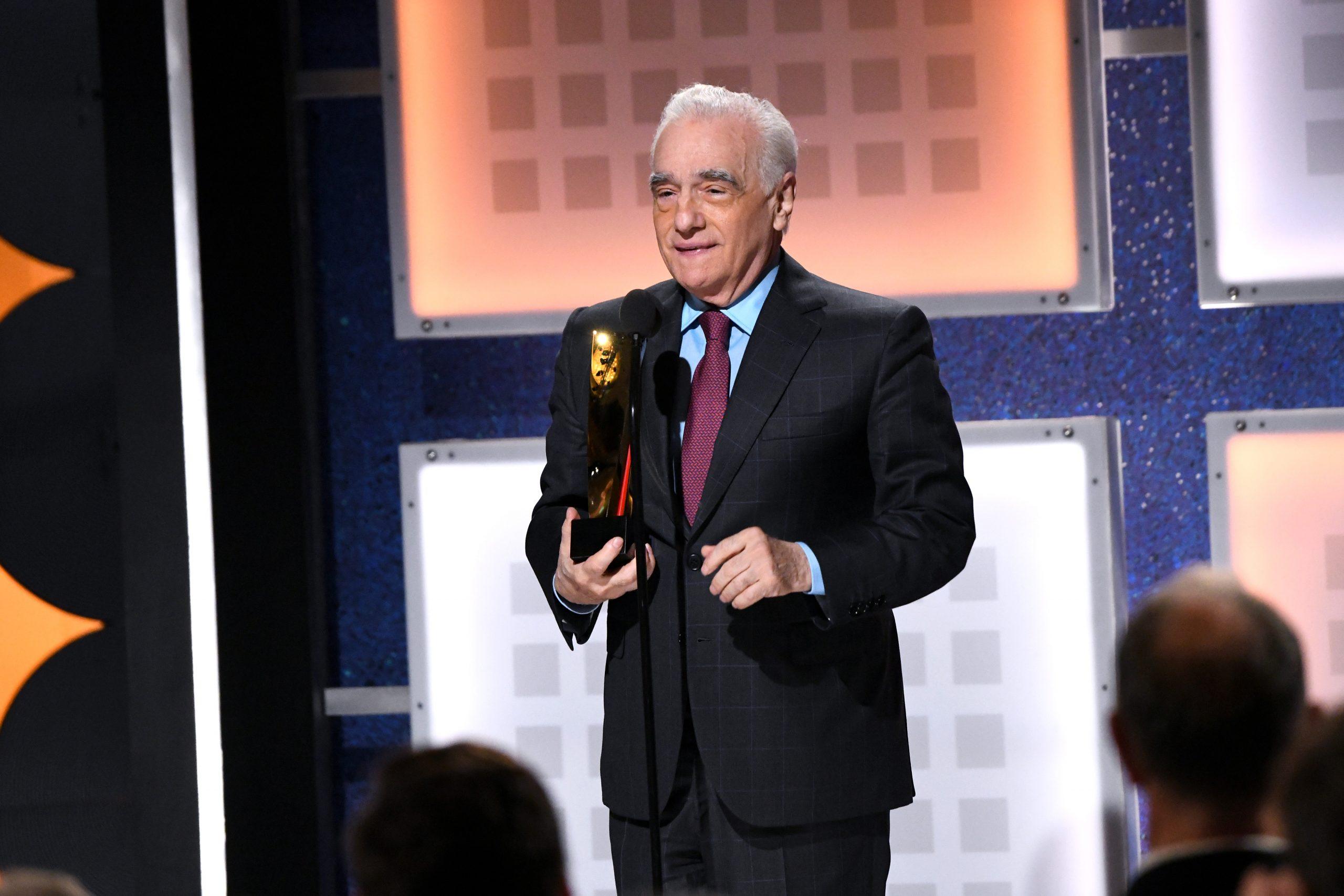 """Martin Scorsese dice que los servicios de streaming están """"devaluando"""" el cine"""