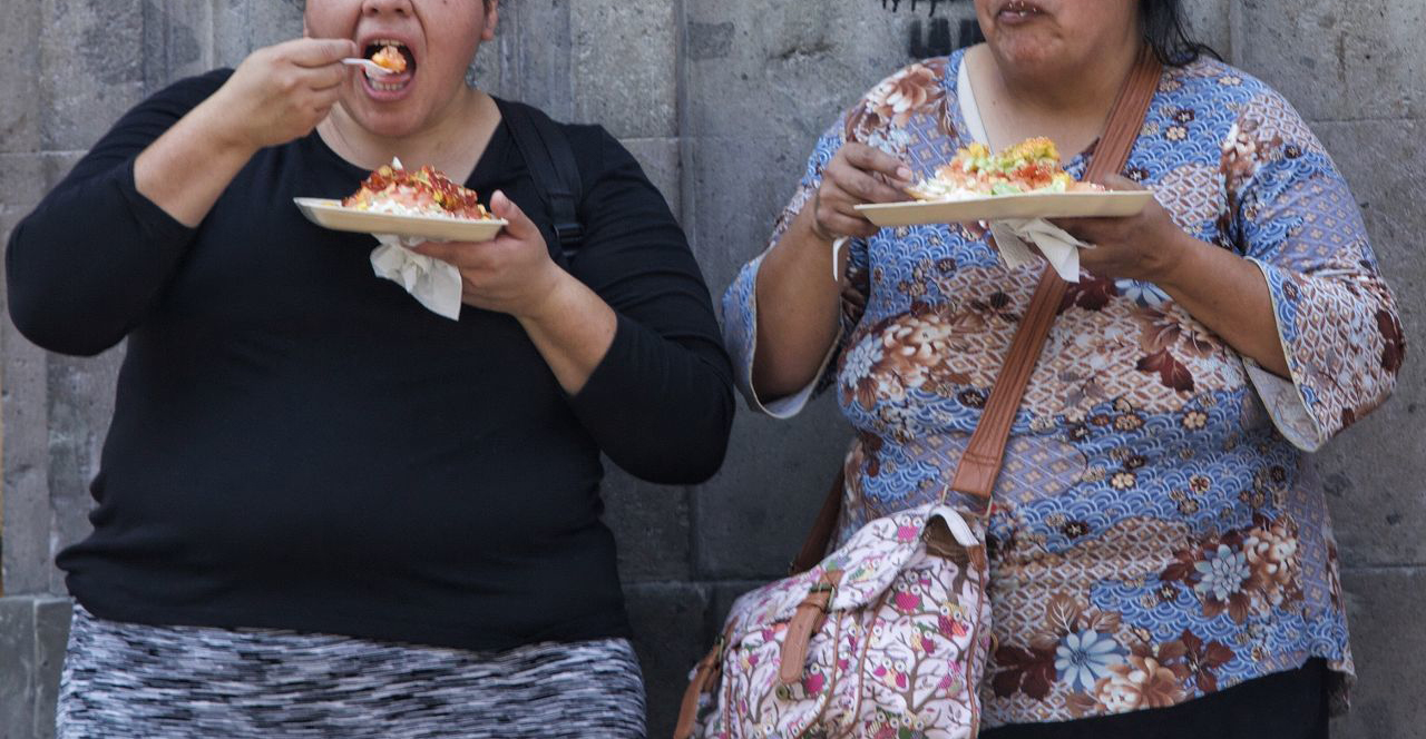 México es el país que más ha subido de peso durante la pandemia