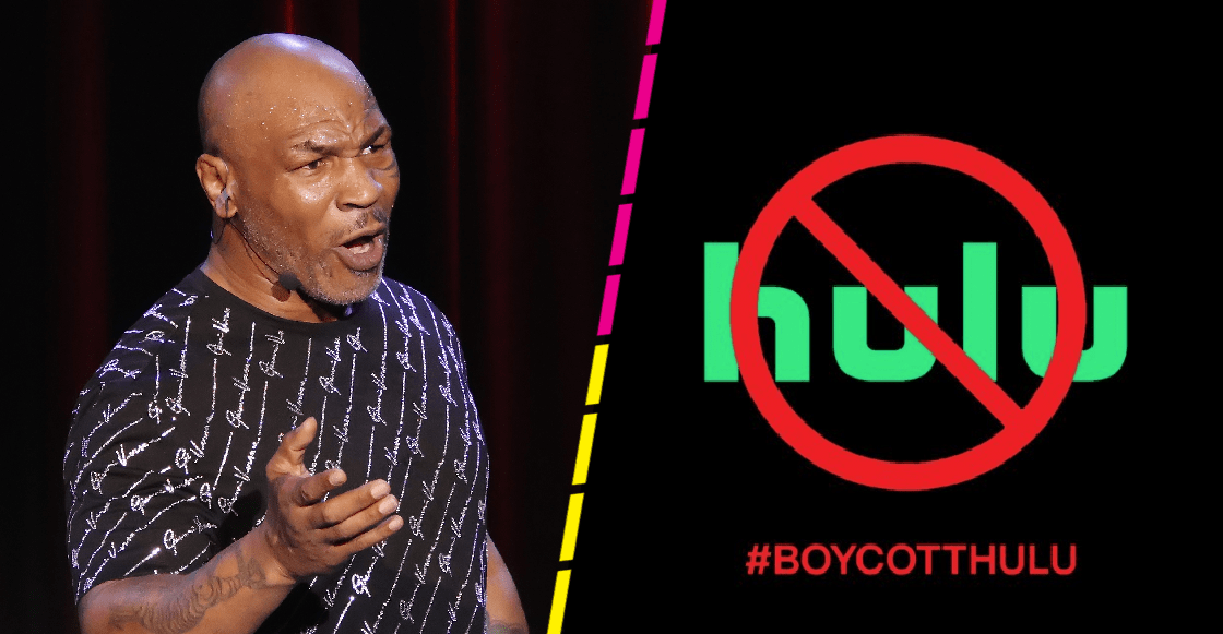 """Mike Tyson llama al boicot de una serie sobre su vida: """"Hollywood necesita ser más sensible"""""""