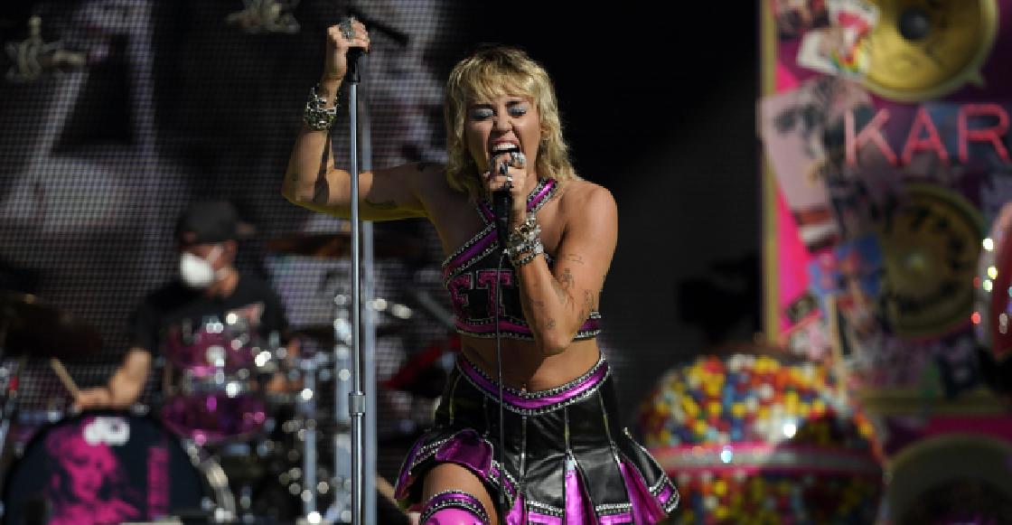 ¡Revive los mejores momentos del show de Miley Cyrus previo al Super Bowl!