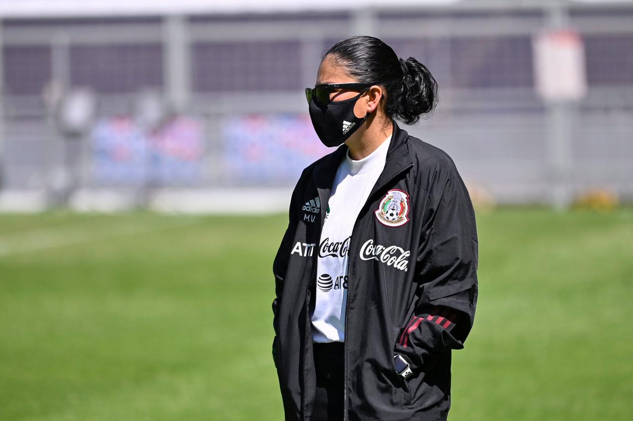 Mónica Vergara: De jugar en el Estadio Azteca a debutar como DT